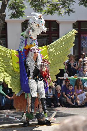 Solstice Parade 2013