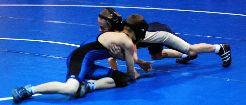 Wrestling vs. Prospect Heights