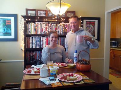 2013 Nov 27 Uncle Don, Fair Oaks Pharmacy, Thanksgiving Breakfast