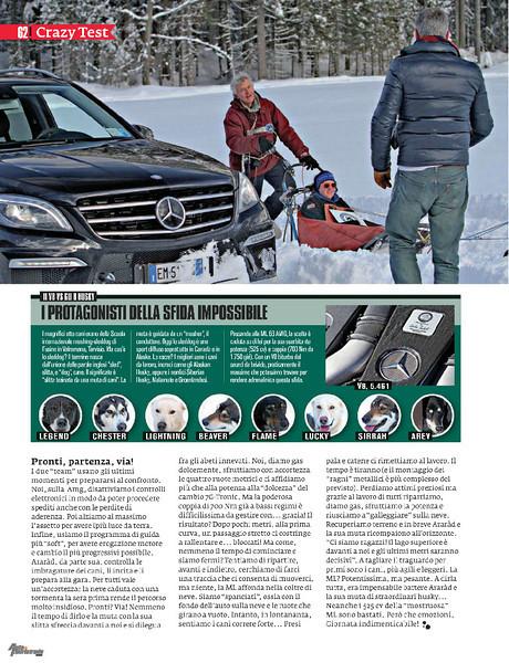 Auto & Fuoristrada   Marzo 2013 - n.3 pagina 62