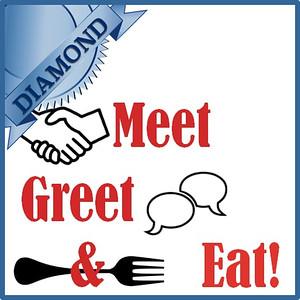 97156 Meet greet and eat diamond