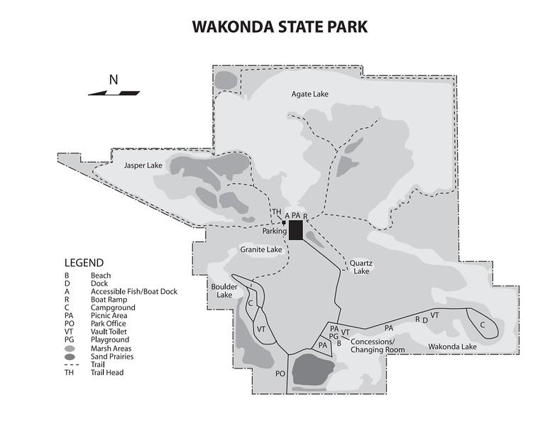 Wakonda State Park