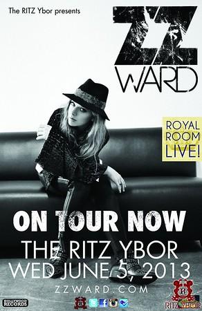 ZZ Ward June 5, 2013