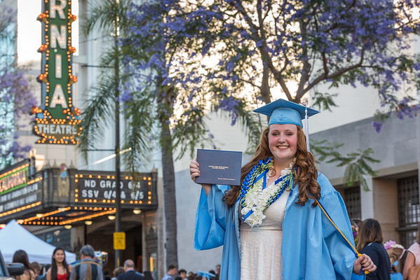 Huddleston Graduation