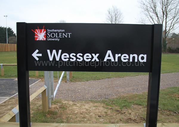 Team Solent 3 Warminster Town 0 - Wessex League - 4/2/12