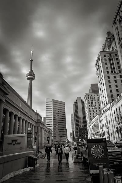 Front St, Toronto