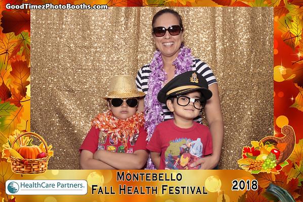 Montebello Health Fair 2018