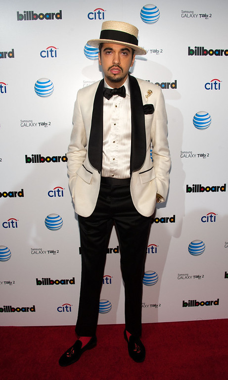 . DJ Cassidy attends The Billboard GRAMMY After Party at The London Hotel on February 10, 2013 in West Hollywood, California. (Photo by Valerie Macon/Getty Images)