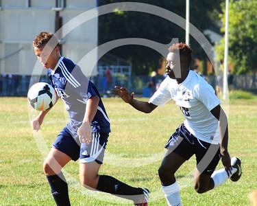 Freehold Boro vs Mid South 2015 Boys Soccer