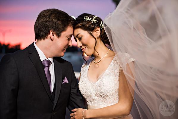 Alice & Chris Wedding