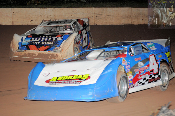 Punky Manor CoC - Late Models - September 24, 2010