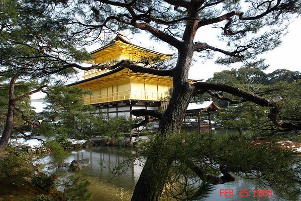 Kyoto, Japan -- Feb.24, 2008