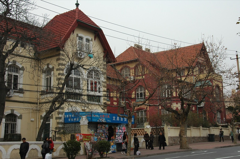 Typical Street in Qingdao - Qingdao, China