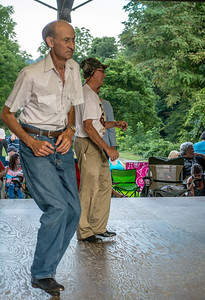 Dancers, Canton, North Carolina
