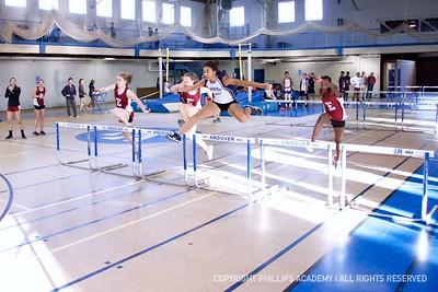 Indoor Track vs. Exeter
