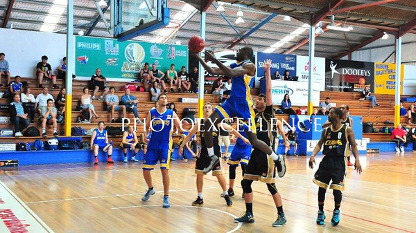 Parramatta Wildcats vs Sydney City Cobras 12-9-15