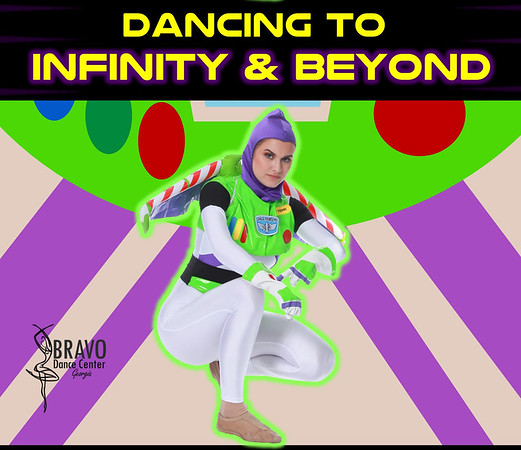 Dancing to Infinity and Beyond