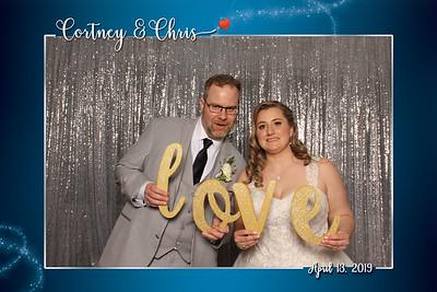 Cortney & Chris' Wedding - April 13, 2019