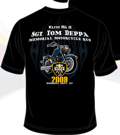 2009 Sgt. Thomas Deppa Memorial Motorcycle Run