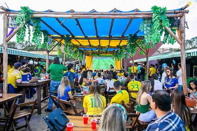 jun.27 - Rooftop naSala - Brasil x Sérvia