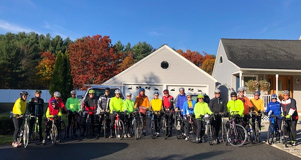 October 26 Saturday Combined Traditional & Alternate Rides