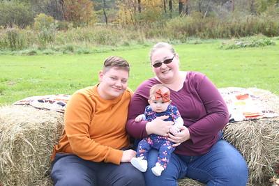 10-14-18 Avery Family Fall Mini