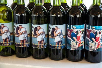 Gabrielle & Sebastian wedding at The Room On Main, Dallas