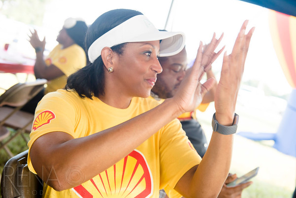 Shell: 2019 UNCF Walk for Education