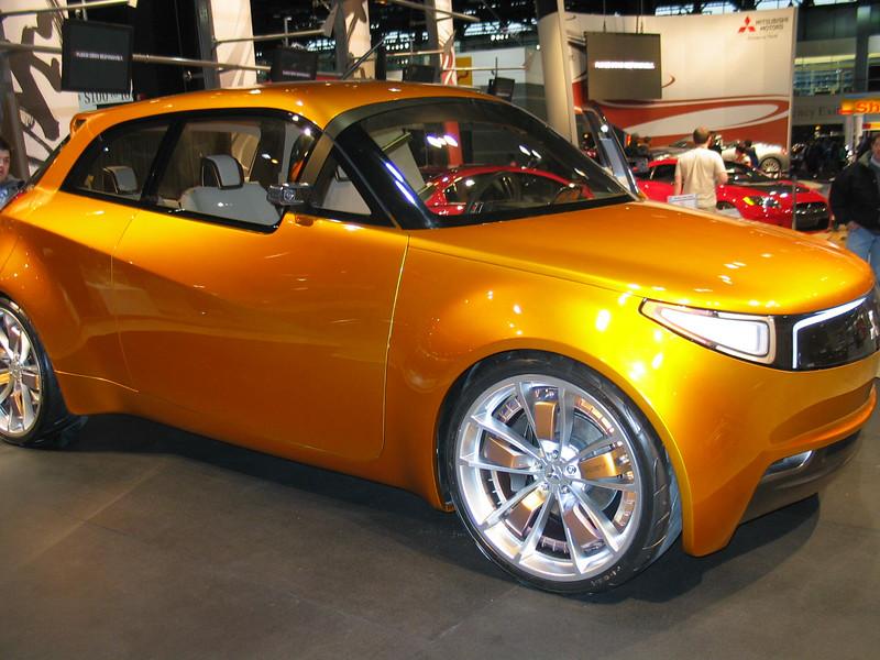 Concept: Mitsubishi CT MIEV