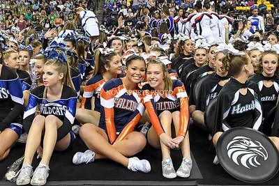 Cheer:  2016 VHSL 5A State Championship - Briar Woods 11.5.16