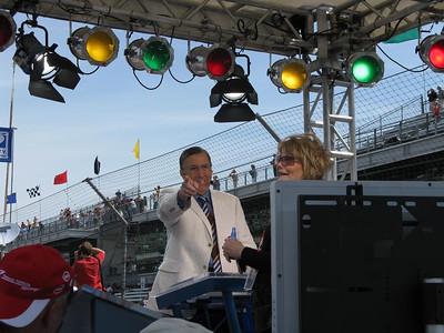 Indy 500, May 2008