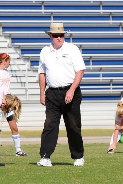 Girls Varsity -vs- Eagles Landing (4/19/11)