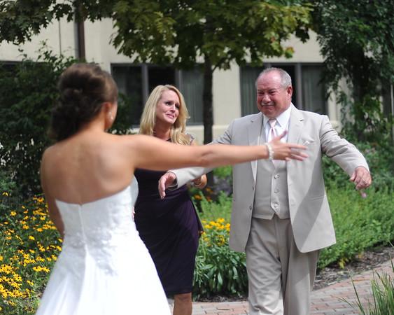 Alexandra and Chris Wedding