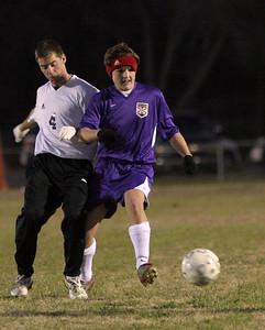 DS Varsity Boys Soccer 2-14-07