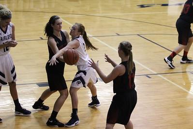 Girls' Basketball vs. Fairless2