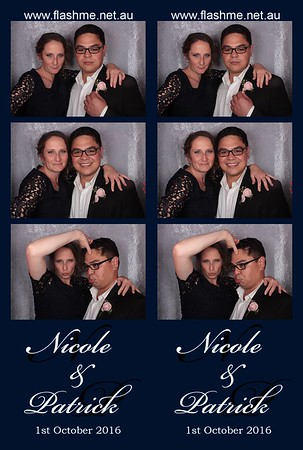 Nicole & Patrick's Renewal of Vows - 1 October 2016