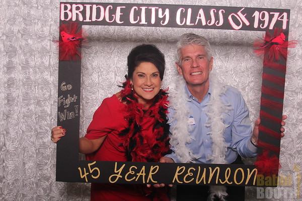 Bridge City Class of 74 Reunion