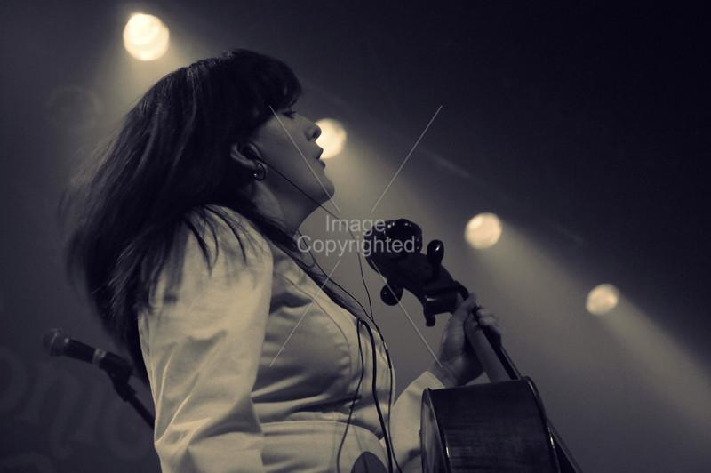 Buffi Jacobs, The Polyphonic Spree, Atlanta, GA. Center Stage, 2012