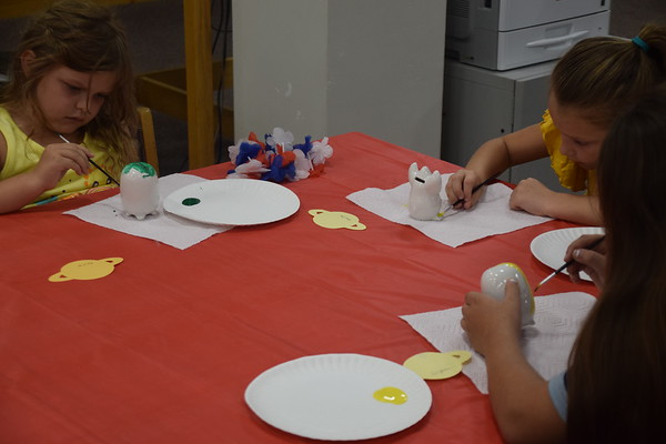 Plum City Library Make and Take - July 19th, 2019