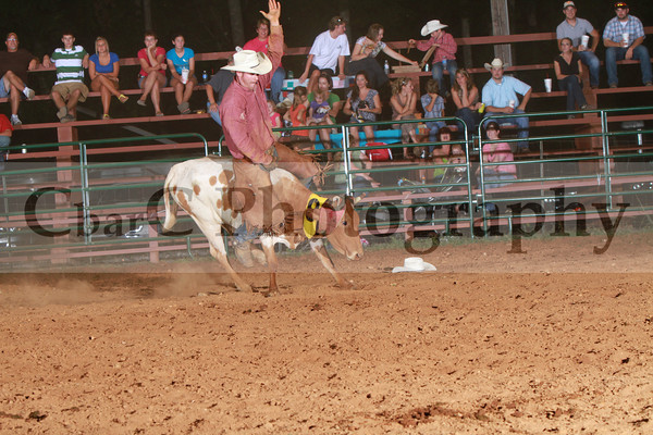 Ardmore Ranch Rodeo June 25,1011