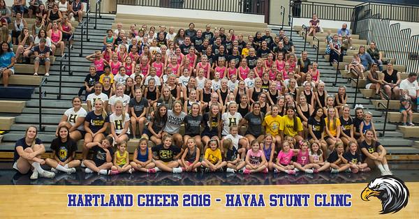 HAYAA Stunt Clinic August 2016