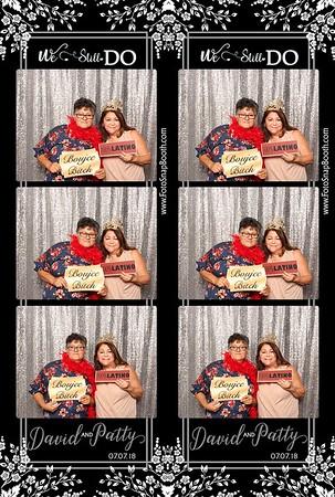 David & Patty 26th Wedding Anniversary 2018