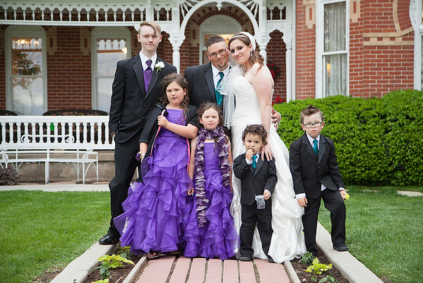 Yarrington Wedding - 2016