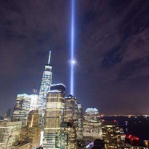 911 2016 Tribute In Light