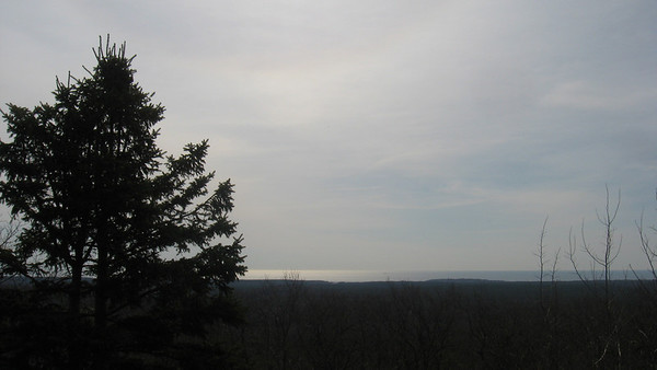 Mt Agamenticus, 4/22