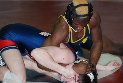 Nassau County Wrestling Qualifier Feb 2011