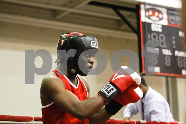 Michael Jackson (Seneca Nation) vs Dante Palmer (Lackawanna Boxing)