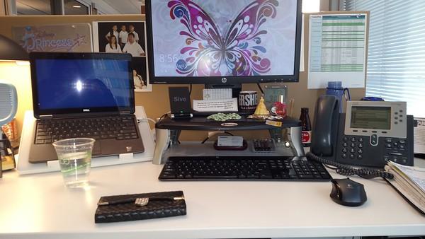 2016-04-05 Louisse's Office Desk