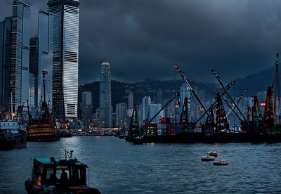 Professional pics of Mighty Hong Kong-NOT MINE