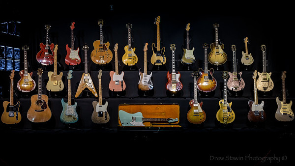 Songbirds Guitar Museum Party - 2015.10.07